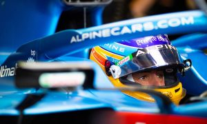 Alonso sees sprint qualifying as 'first stint' of one big race
