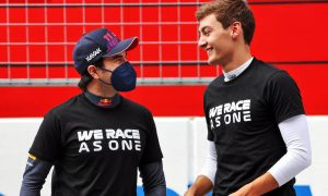 Marko: Russell 'worth considering' if Mercedes let him go