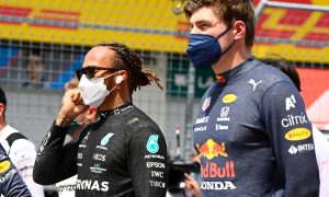 Verstappen 'keeping Hamilton interested' in F1, says Button
