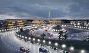 Saudi Arabia tipped for early slot on 2022 F1 calendar