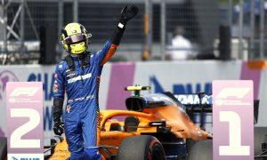McLaren: 'Not unrealistic' for Norris to remain P3