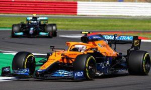 McLaren says hardware issue ruined Norris pitstop
