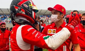Leclerc 'stressed' when watching brother Arthur race