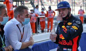 Jos Verstappen reveals tell-tale sign Max 'had something special'