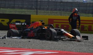 Verstappen has 'ironed out a lot' of mistakes - Ricciardo