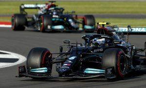 Mercedes 'pretty chipper' about W12 Silverstone upgrade