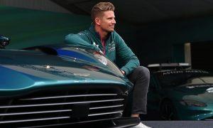 Hulkenberg sees 2022 as last chance for F1 return