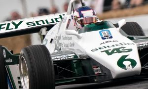 Chadwick enjoys maiden F1 blast from the past