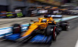Ricciardo says improvements 'not translating into lap times'