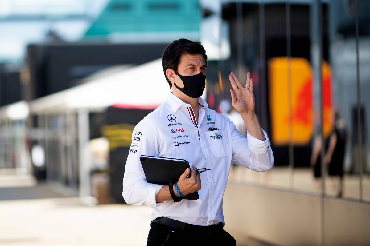 Wolff troubled by Red Bull's 'personal attacks and 'language'