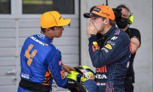 Verstappen backs Norris defiance of penalty points