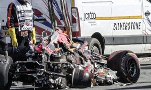 Honda hopeful that Verstappen's engine survived crash