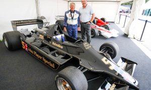 Brown to demo Lotus 79 during British GP weekend
