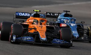 Alonso: Alpine has lost 'too much ground' to McLaren
