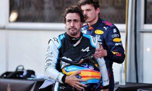 Alonso explains Verstappen 'not British' remarks