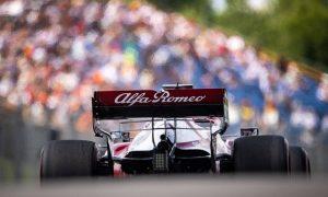 Alfa Romeo still aiming to finish ahead of Williams