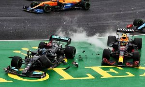 Honda discards Verstappen, Perez damaged second engines