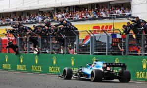 Dramatic maiden win for Ocon in extraordinary Hungary GP