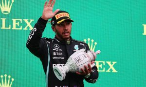 Hamilton says team's weather forecast led to tyre blunder