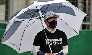 AlphaTauri's Tsunoda saddened by Japanese GP cancellation