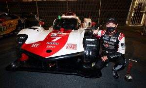 Kobayashi delivers first Le Mans Hypercar pole to Toyota