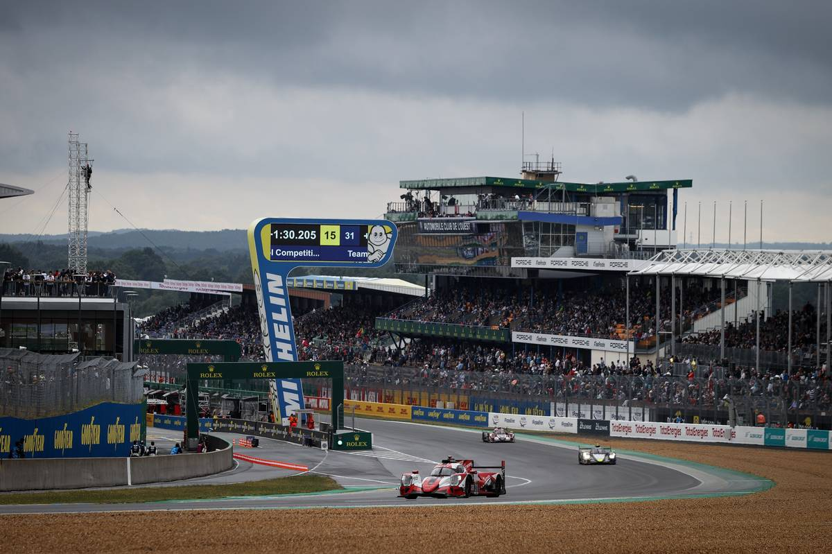 Robin Frijns (NLD) / Ferdinand Habsburg-Lothringen (AUT) / Charles Milesi (FRA)  #31 Team WRT Oreca 07 - Gibson. 21.08.2021. FIA World Endurance Championship, Le Mans