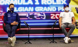 Wolff: Mercedes has chosen between Russell and Bottas