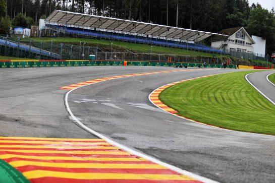 Circuit atmosphere - Eau Rouge. 26.08.2021. Formula 1 World Championship, Rd 12, Belgian Grand Prix, Spa Francorchamps, Belgium, Preparation Day. - www.xpbimages.com, EMail: requests@xpbimages.com © Copyright: Moy / XPB Images