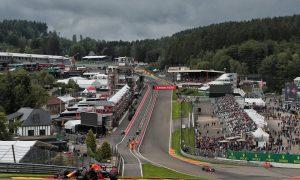 2021 Belgian Grand Prix Free Practice 2 - Results