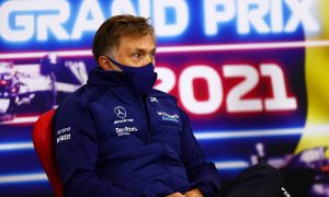 Capito self-isolates after contact with Raikkonen