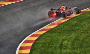 2021 Belgian Grand Prix - Qualifying results