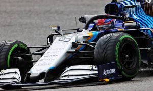 Williams: Russell Q3 flyer sparked special message from Button