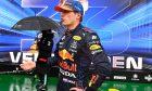 Max Verstappen (NLD) Red Bull Racing in qualifying parc ferme. 28.08.2021. Formula 1 World Championship, Rd 12, Belgian Grand Prix, Spa