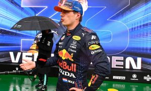 Verstappen 'super happy' to be back on top in Spa