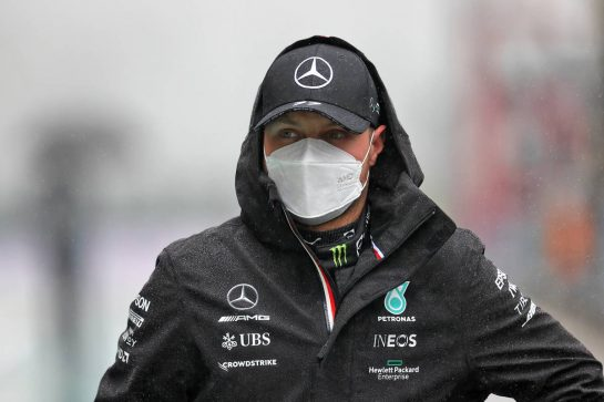 Valtteri Bottas (FIN) Mercedes AMG F1 on the grid. 29.08.2021. Formula 1 World Championship, Rd 12, Belgian Grand Prix, Spa Francorchamps, Belgium, Race Day. - www.xpbimages.com, EMail: requests@xpbimages.com © Copyright: Moy / XPB Images