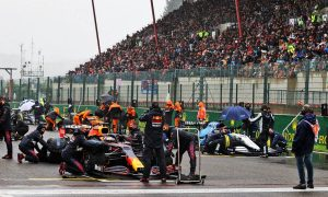 Ecclestone: F1 'lacked courage', should have started Belgian GP