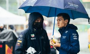 Albon in line to lead Williams line-up in 2022