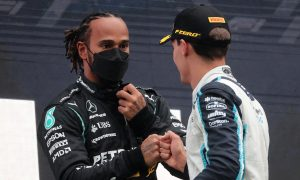 Brundle: Russell would 'create friction' with Hamilton at Mercedes