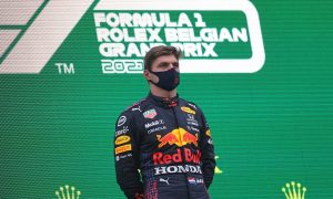 Verstappen: Bizarre Spa victory 'not how you want to win'