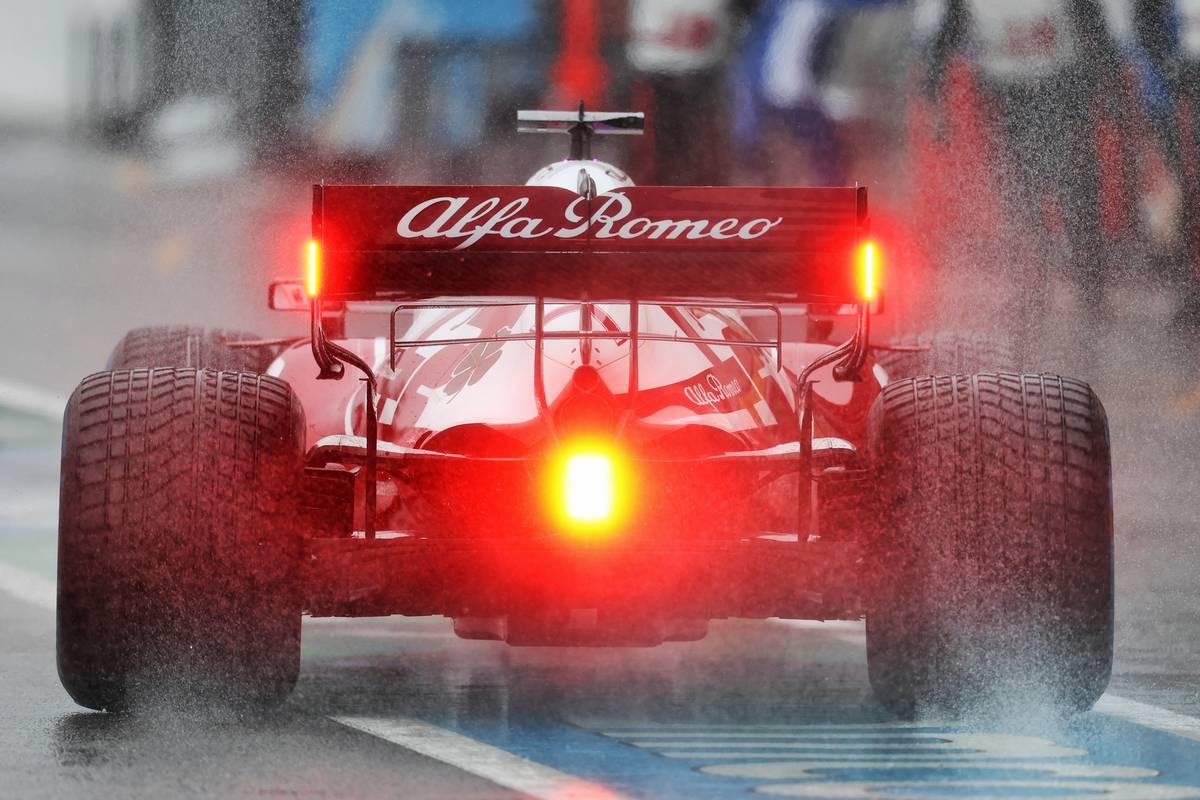 Kimi Raikkonen (FIN) Alfa Romeo Racing C41. 29.08.2021. Formula 1 World Championship, Rd 12, Belgian Grand Prix, Spa