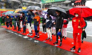 Belgian GP: Sunday's wash-out in pictures