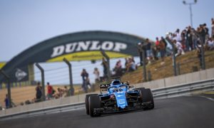 Alonso puts Alpine in the spotlight at Le Mans