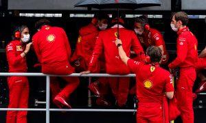 Ferrari: Sainz strategy overrule proves strong team 'communication'