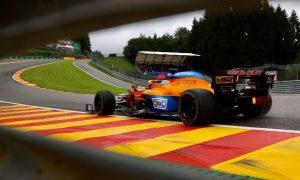 Ricciardo supports Eau Rouge changes after Norris crash