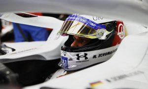 Schumacher might keep father's 'beautiful' helmet livery
