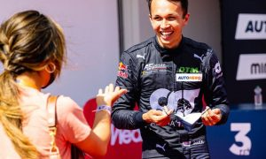 Dominant Albon clinches maiden DTM win!
