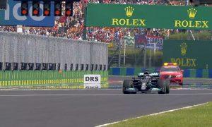 Lewis Hamilton's most singular moment in F1
