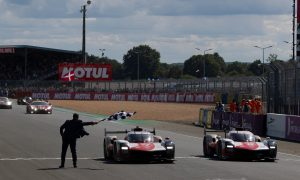 Toyota secures fourth consecutive Le Mans crown