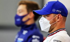 Russell and Bottas tight-lipped on Mercedes 2022 prospects