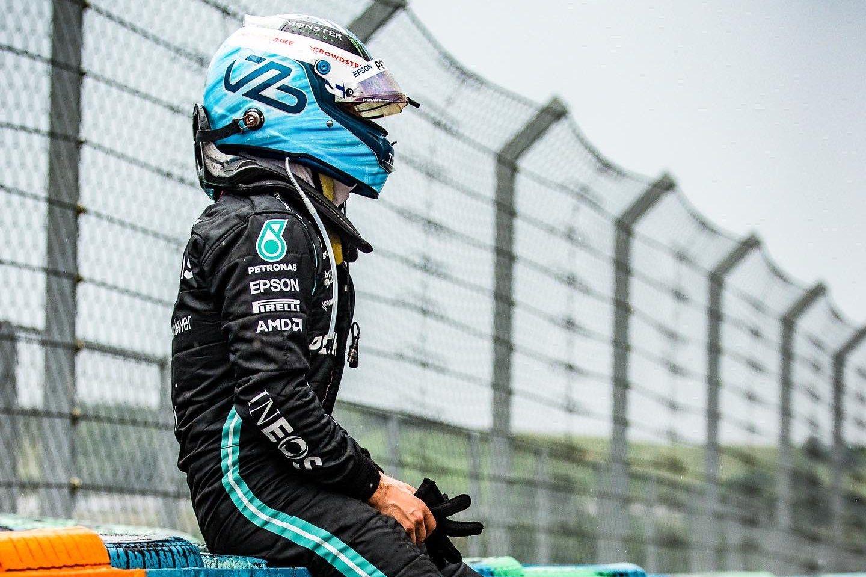 Bottas on future: 'One race won't influence anything'